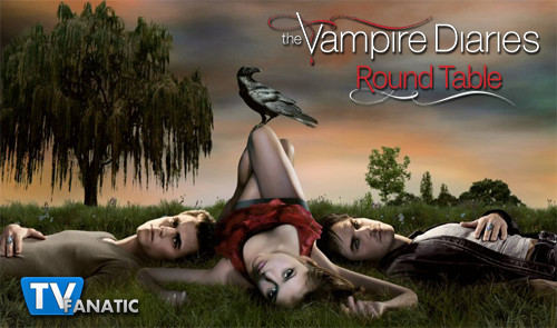 Vampire Diaries Round Table