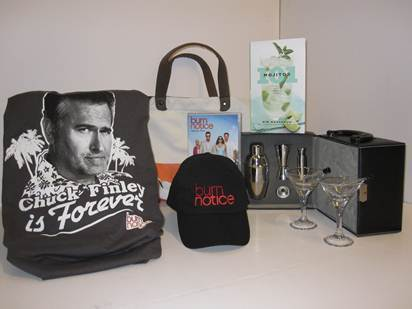 Burn Notice Package