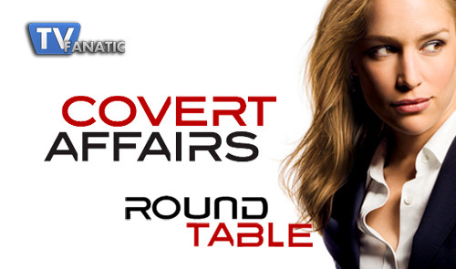 Covert Affairs RT Logo