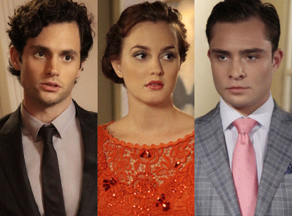 Dan, Blair and Chuck
