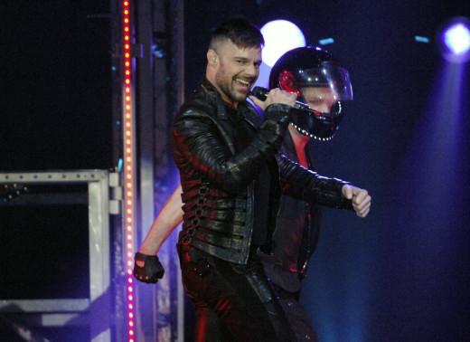 Ricky Martin Pic