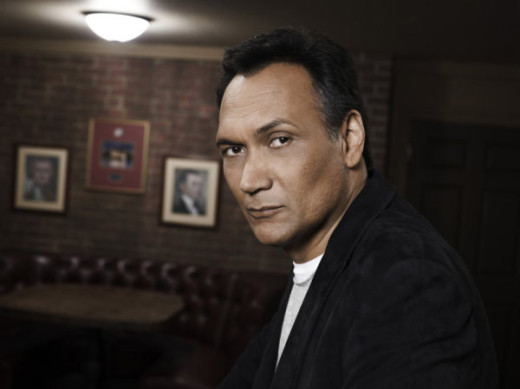 Jimmy Smits, outlaw