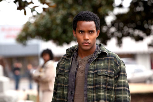 Sterling Sulieman on TVD