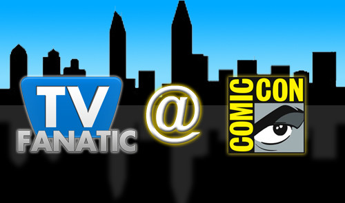Comic-Con TVF Logo