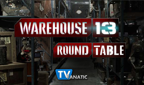 Warehouse 13 RT Logo