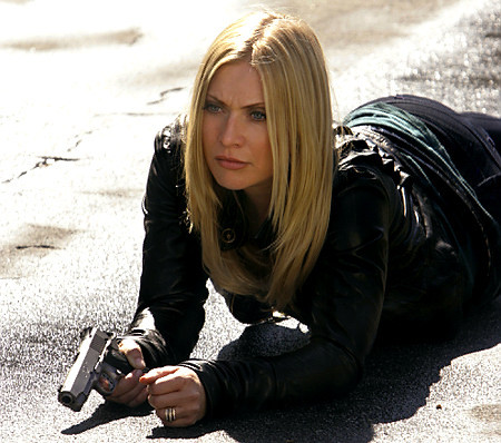 Emily Procter on CSI