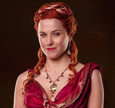 Lucy Lawless Promo Pic