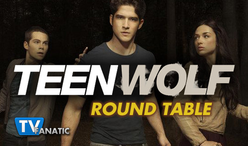 Teen Wolf RT Logo