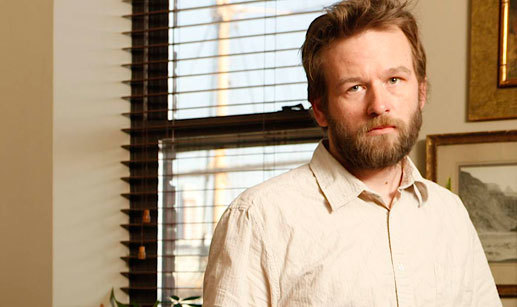 Dallas Roberts on Rubicon