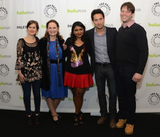 The Mindy Project at Fest
