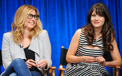 new girl at paley