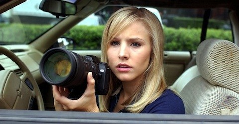 Veronica Mars in Action