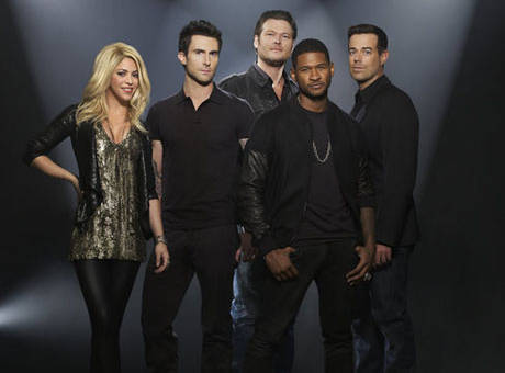 The Voice Pic