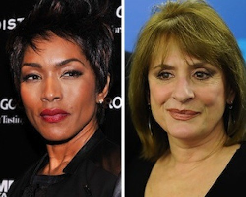 Angela Bassett and Patti Lupone Image