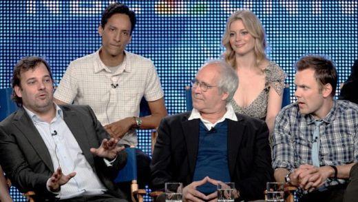 Dan Harmon and Cast
