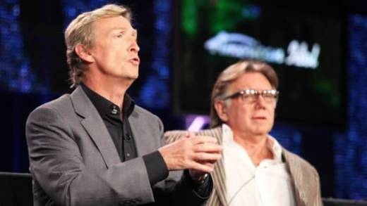 Nigel Lythgoe and Ken Warwick
