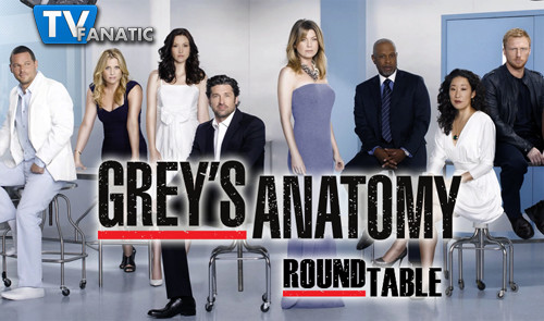 Grey's Anatomy Round Table - depreciated -