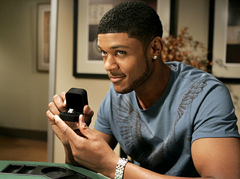 Pooch Hall on The Game
