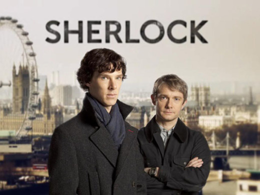 Sherlock Season 3 Team