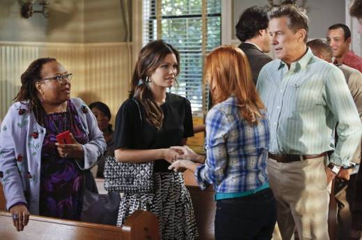 Hart of Dixie Season 3 Scene