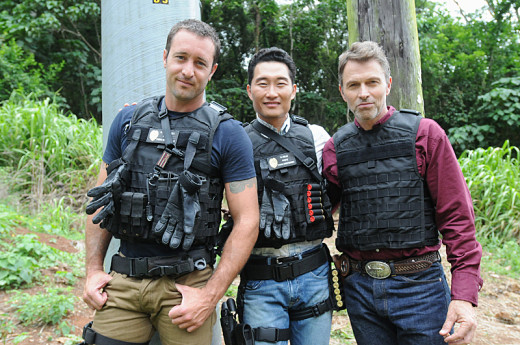 Alex O'Loughlin, Daniel Dae Kim, Tim Daly