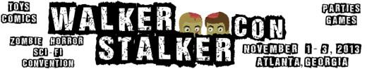 Walker Stalker Conference Logo