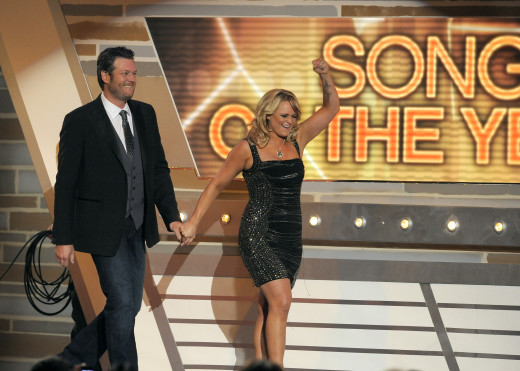 Country Music Awards Pic