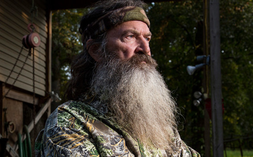 Phil Robertson Photo