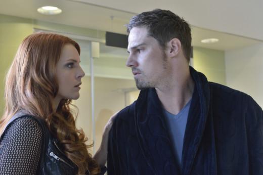 Tori and Vincent