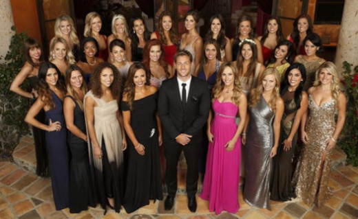 Juan Pablo and the Ladies