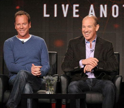 Kiefer Sutherland & Howard Gordon