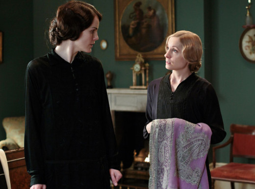 Downton Abbey Duo