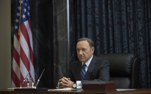 House of Cards Premiere Photo
