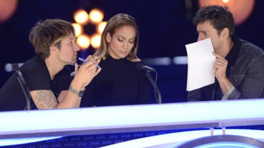 American Idol Hollywood or Home Week