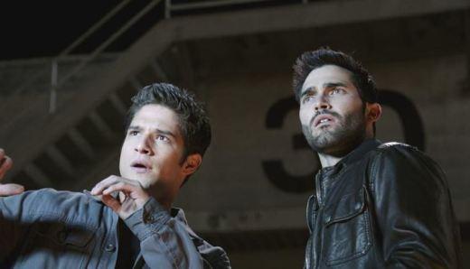 Scott and Derek See a Wire Break