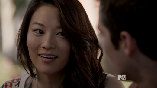 Arden Cho on Teen Wolf