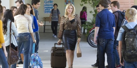 Ary Graynor on Bad Teacher