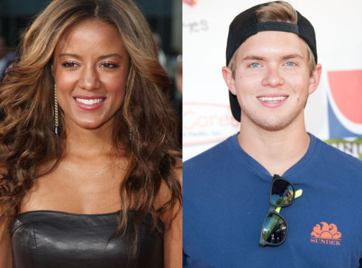 Heather Hemmens and Chris Brochu Pics