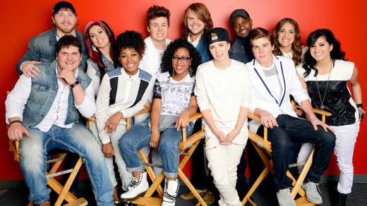 American Idol Season 13 Top 12