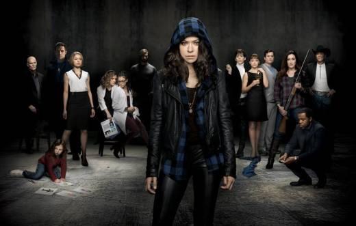 Orphan Black Cast Photo