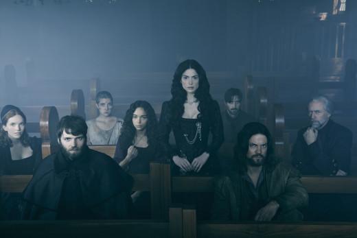 Salem Cast Photo