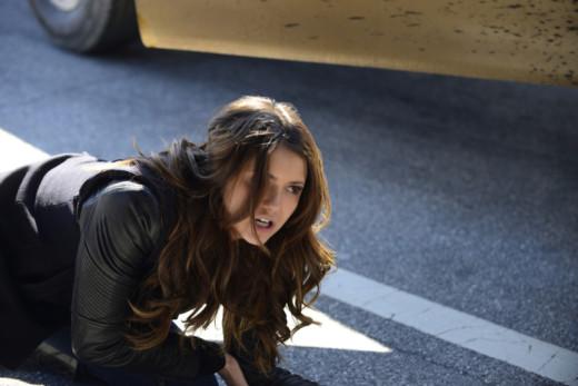 Down Goes Elena!