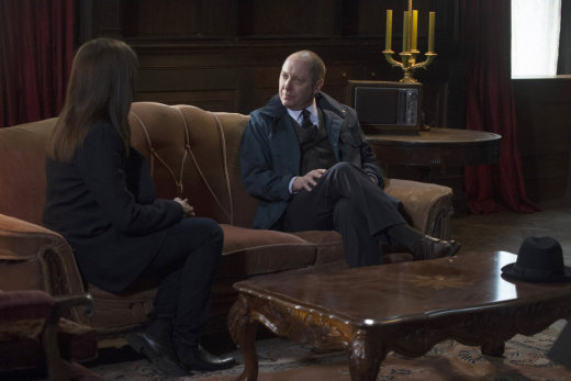 "Is Raymond ""Red"" Reddington Liz's father? - TV Fanatic"
