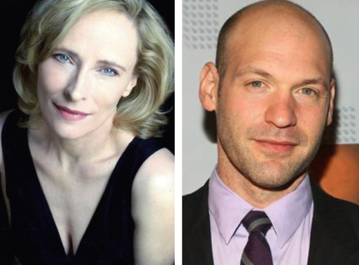 Laila Robins and Corey Stoll Pic