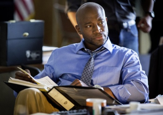 Taye Diggs as Terry English