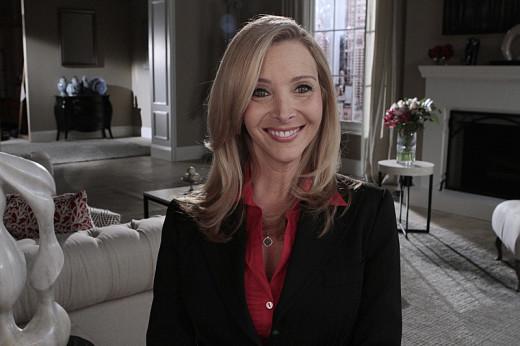 Lisa Kudrow on Showtime