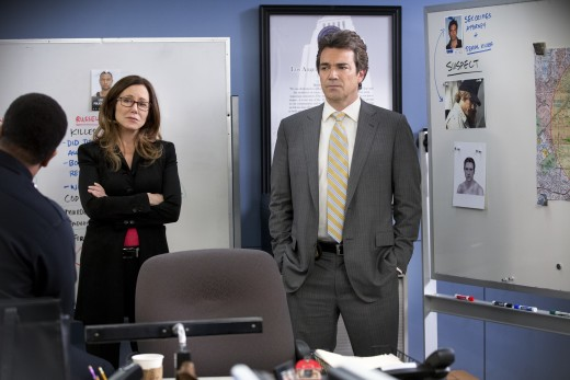 Major Crimes Teams Up