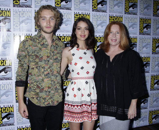 Reign at Comic-Con