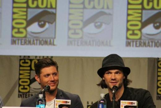 Supernatural at SDCC