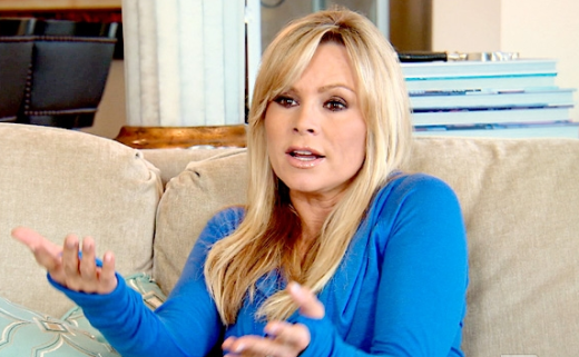 How Will Tamra React?